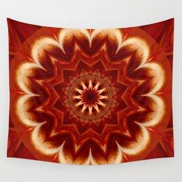 Mandala Shanti 3 Wall Tapestry