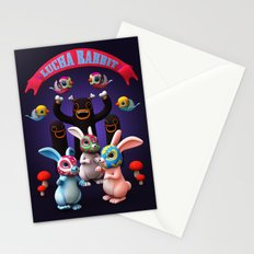 Lucha Rabbit Stationery Cards