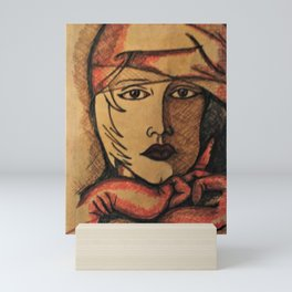 JULIA Mini Art Print