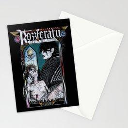 Rozzferatu - Fanart for Rozz Williams Stationery Cards