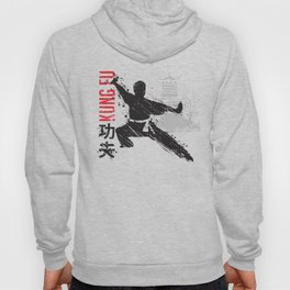 Kung Fu Hoody