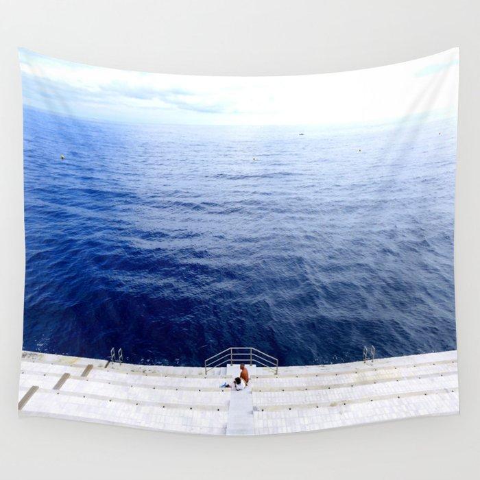 Monaco Calm Wall Tapestry