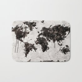Wild World Bath Mat