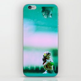 Hula Girl iPhone Skin
