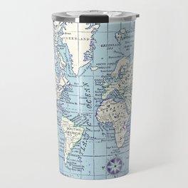 A Really Nice Map Travel Mug