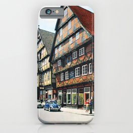 plakate Celle iPhone Case