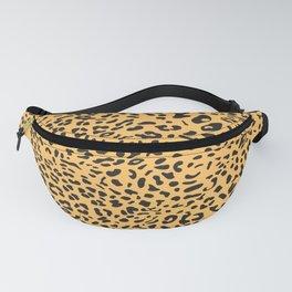 Leopard Texture 3 Fanny Pack