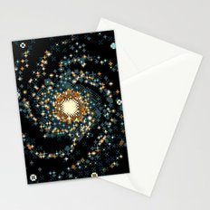Pinwheel Galaxy M101 (8bit) Stationery Cards