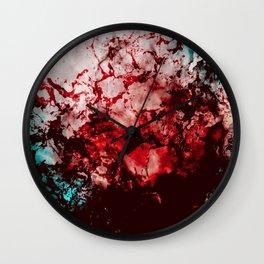 ζ Naos Wall Clock