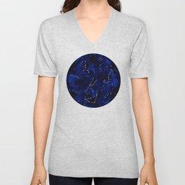 Constellation Sky Unisex V-Neck