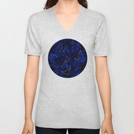 Constellation Sky Unisex V-Neck