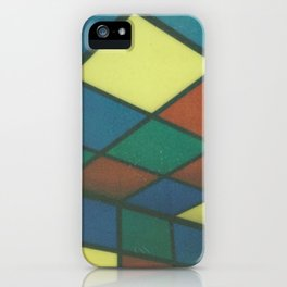 In Living Color iPhone Case