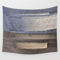 wooden Wall Tapestries featuring Wooden Board by Motif Mondial