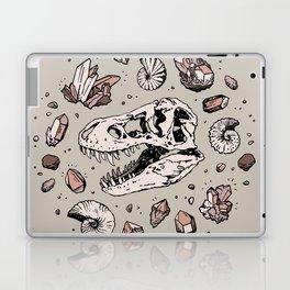 Geo-rex Vortex | Rose Quartz Laptop & iPad Skin