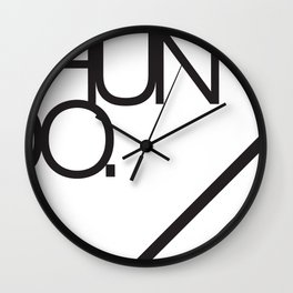 Shouldn't do Wall Clock