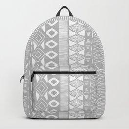 Adobe in Grey Backpack