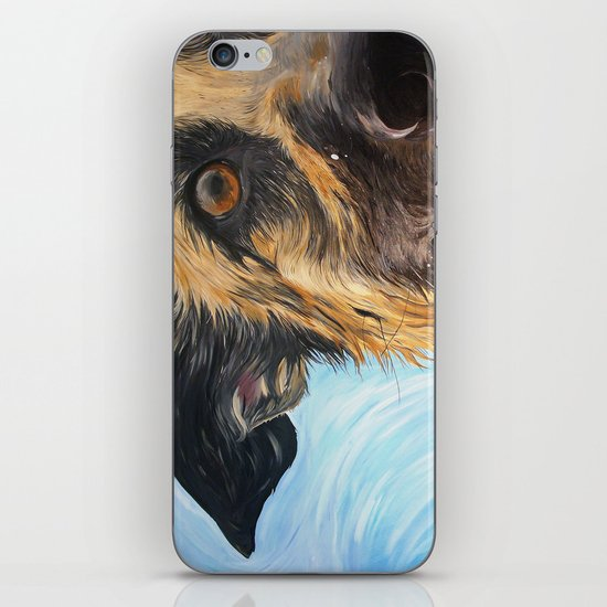 German Shepherd Dog iPhone & iPod Skin