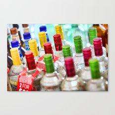 Thirsty.... Canvas Print