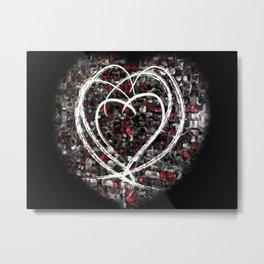 lovex4 Metal Print