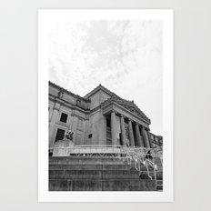 Brooklyn Museum Art Print
