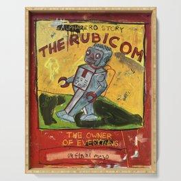 The Rubicom Serving Tray