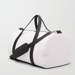 Seashell Pink Duffle Bag