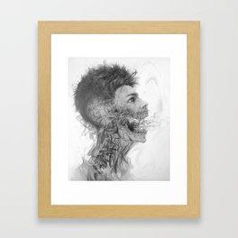 Absence Framed Art Print