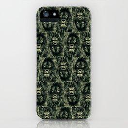 Lion's Den iPhone Case