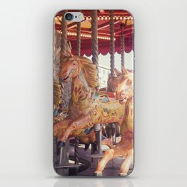 Three Horses iPhone Skin