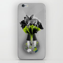 There's ecology in every drop iPhone Skin