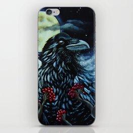 Raven Spirits iPhone Skin