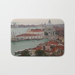 Venice view from the Campanile of San Marco Bath Mat
