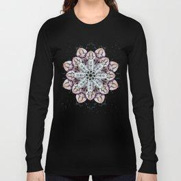 badger mandala Long Sleeve T-shirt