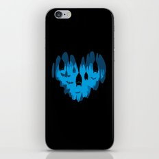 Bats Love Caves iPhone & iPod Skin