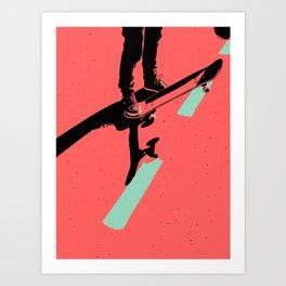 S. K. 03 Art Print