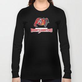 Tampa Bay Bounty Hunters - NFL Long Sleeve T-shirt
