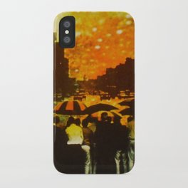 Sentimental Violence iPhone Case