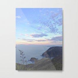Cape Reinga Metal Print