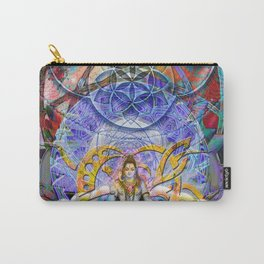 Space Shiva Carry-All Pouch