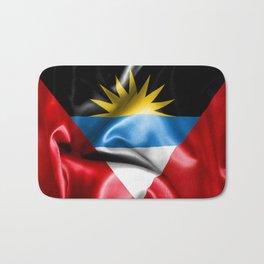 Antigua and Barbuda Flag Bath Mat