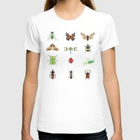 insects T-shirts featuring insects by Alysha Dawn