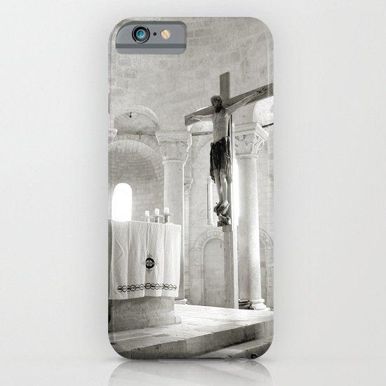 Crucifix-Redemption iPhone & iPod Case