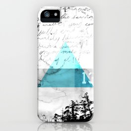 Abstract Geometry 4  iPhone Case