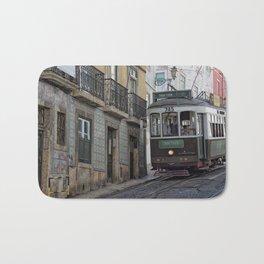 Tram tour  Lisboa 2 Bath Mat
