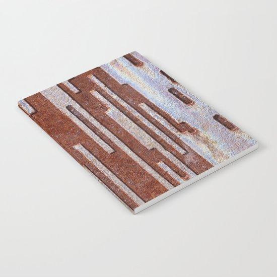 Alien Rust Notebook