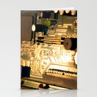 technology Stationery Cards featuring Sunset Technology by Encore Designs