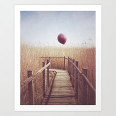 Secret Destinations Art Print