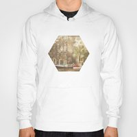 amsterdam Hoodies featuring Amsterdam by Cassia Beck