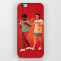 pulp iPhone & iPod Skins featuring Pulp Fiction by Dave Collinson