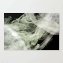 Blooming Storm Canvas Print